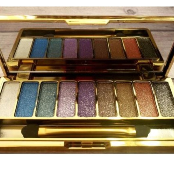 Other - Glitter EyeShadow 9 Color Dazzle Pallet #4